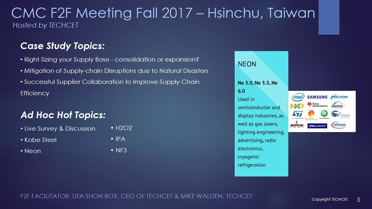 Hsinchu F2F 1